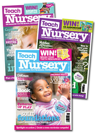 Langeroo in Teach Primary and Teach Nursery Magazines