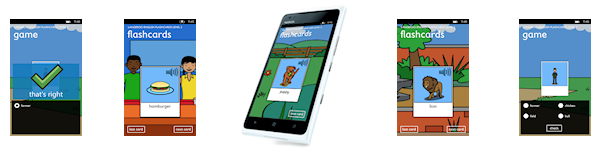 Langeroo Flashcards Level 2 launches on Windows Phone