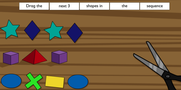 Teaching Ideas – Teaching Shapes, now with rotation!